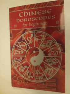 Chinese Horoscopes for Beginners (Paperback) by Kristyna Arcart