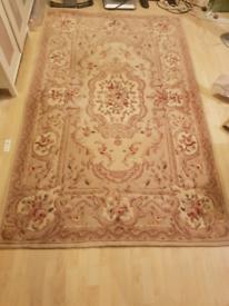 100% wool - hand made Chinese rug bargain