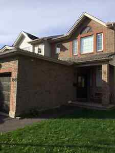 Spacious 3 bedroom end unit town home