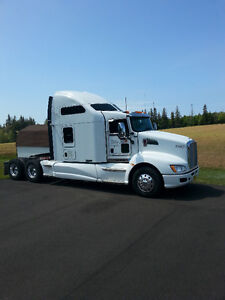 2015 kenworth t660 with job if qualified