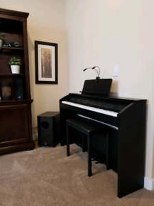 Casio Privia PX-860 Digital Piano with Bench