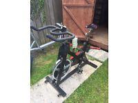 Professional spinning bike