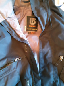 Womens burton winter jacket