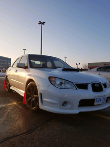 ONE TIME DEAL! 2007 Subaru Wrx