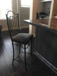 4 kitchen/bar stools for sale