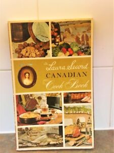 VINTAGE ED. OF THE LAURA SECORD CANADIAN COOK BOOK