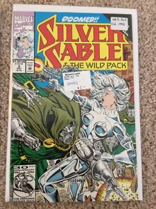 Silver Sable & the Wild Pack Comics  London Ontario image 3