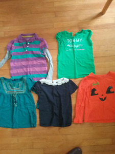 Beautiful girls clothes 4T - Tommy Hilfiger,  Baby Gap