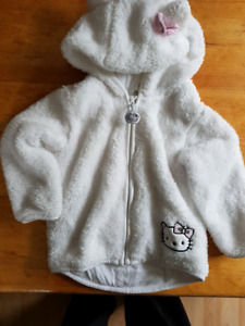 Hello kitty infant jacket