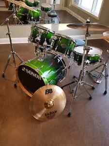 Sonor Essential Force Accoustic Drum kit