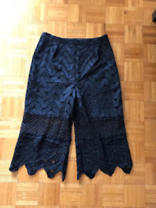 NEW Lace Trouser Pants