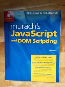 Muroch's JavaScript and Dom Scripting by Ray Harris