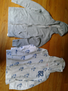 Boy's Hoodies- sizes 10-12