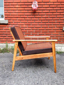 Fauteuil Mid Century Moderne