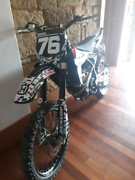 Husqvarna 250 Raby Campbelltown Area Preview