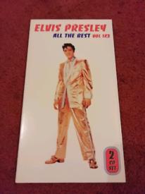 Elvis Presley. All the best vol 1&2. 2 CD set.