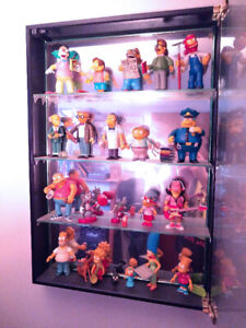 Collection de Figurines Simpsons de playmates