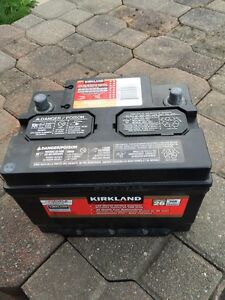 Car Battery - New!