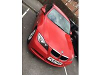 BMW 3 Series - not Audi not Passat
