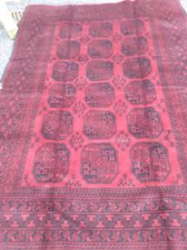 Rug Afghan oriental