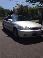 1999 Honda Civic Si $2000 Today Only!!