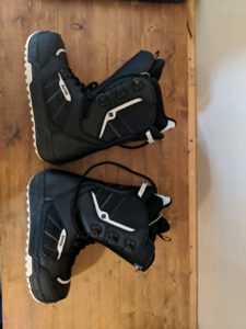 Snowboard/boots