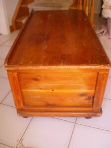Solid Wood Cedar Chest Kitchener / Waterloo Kitchener Area image 3