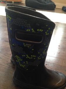 Kids Bogs Waterproof Rain Boots - Size 13