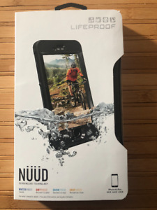 Brand New Lifeproof NUUD Iphone 6s Plus case for sale $30
