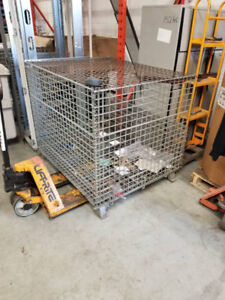 Metal Cage Pallets For Sale
