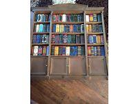 del prado miniature bookcase