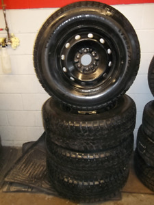 set of LT 265/70/17  CHAMPIRO ICE WITH RIMS GOOD FOR FORD ESCAPE