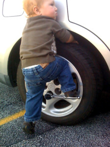 Winter tire change over, I COME TO YOU!!!!