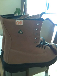 BRAND NEW STEEL TOES!!!!
