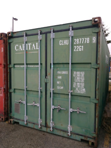 20 foot shipping container including delivery