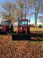 MAHINDRA 2555 HST CAB   AND  2565 SHUTTLE CAB  TRACTOR /LDR