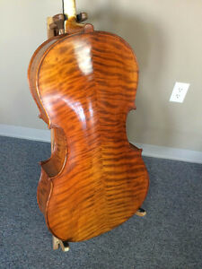 Beautiful 4/4 Cello and ALL Accessories