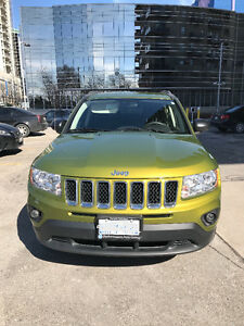 2012 Jeep Compass North Edition 4WD