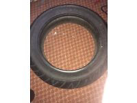 Brand new Moped tyre piaggio aerox speedfight 120-70/12