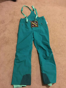 WOMANS MARMOT SPIRE GORTEX SKI PANT XL