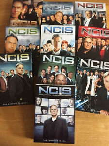 NCIS: TV Series - The Complete First to Tenth Seasons