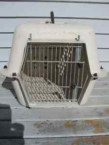 Animal crate 19 inches long x 15 x 13 inches wide $17