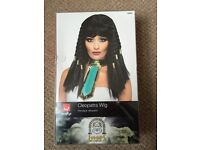 Smiffy Egyptian wig in box . - £5