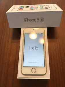 IPHONE 5S / 16 GB / BELL / VIRGIN MOBILE
