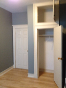 2 bedroom + den $1300 avail Sept 1
