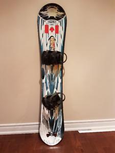 Freeride 145cm Snowboard