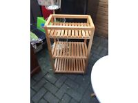 Ikea storage trolley