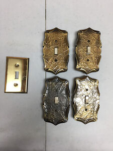Antique Switch plates