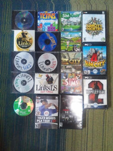 PC Games 15 Various Games