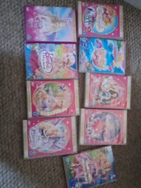 Barbie dvds bundle of 9